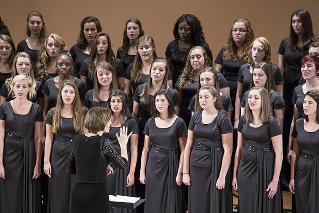 Four+of+Pitt%27s+choirs+will+combine+their+talents+into+one+show+this+Sunday.++Photo+courtesy+of+Heinz+Chapel+Choir