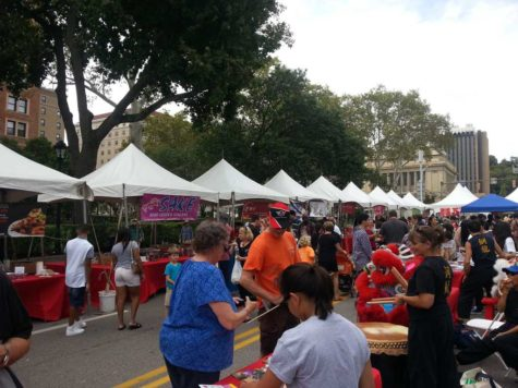 Chinese – American festival debuts in Oakland
