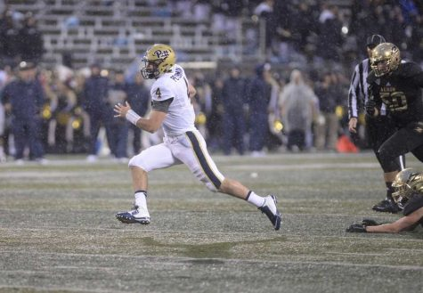 Pitt QB Peterman named to Johnny Unitas Golden Arm watch list