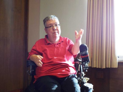 Making Oakland accessible: Pitt hosts lecture on struggles for people with disabilities