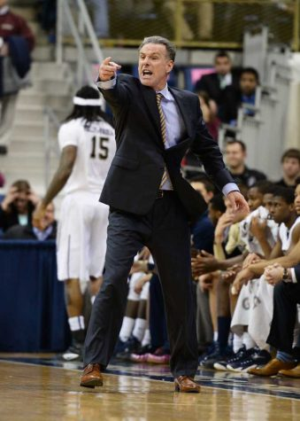 Jamie Dixon and the Panthers need to improve in recruiting to succeed in the ACC. Theo Schwarz | Senior Staff Photographer