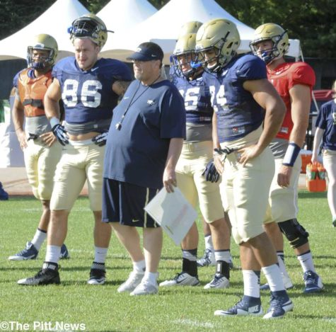 Offensive coordinator Jim Chaney departing Pitt for Georgia