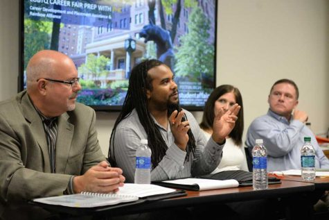 Career Panel offers advice for LGBTQ+ students in the job market