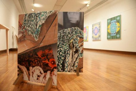 Faculty art reverberates in Frick