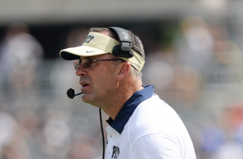 ACC announces 2016 Pitt football schedule