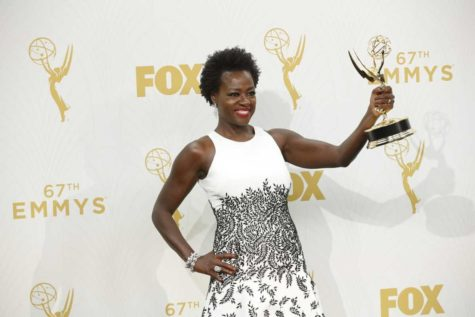 Viola Davis makes history at 67th Emmy's
