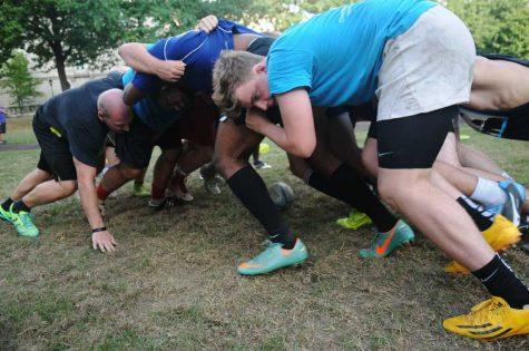 Rucking Around with Pitt Rugby