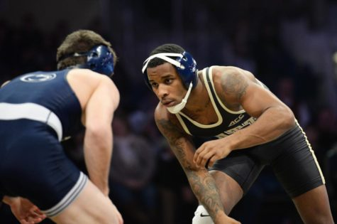 Former Pitt wrestler Bright arrested following Friday incident