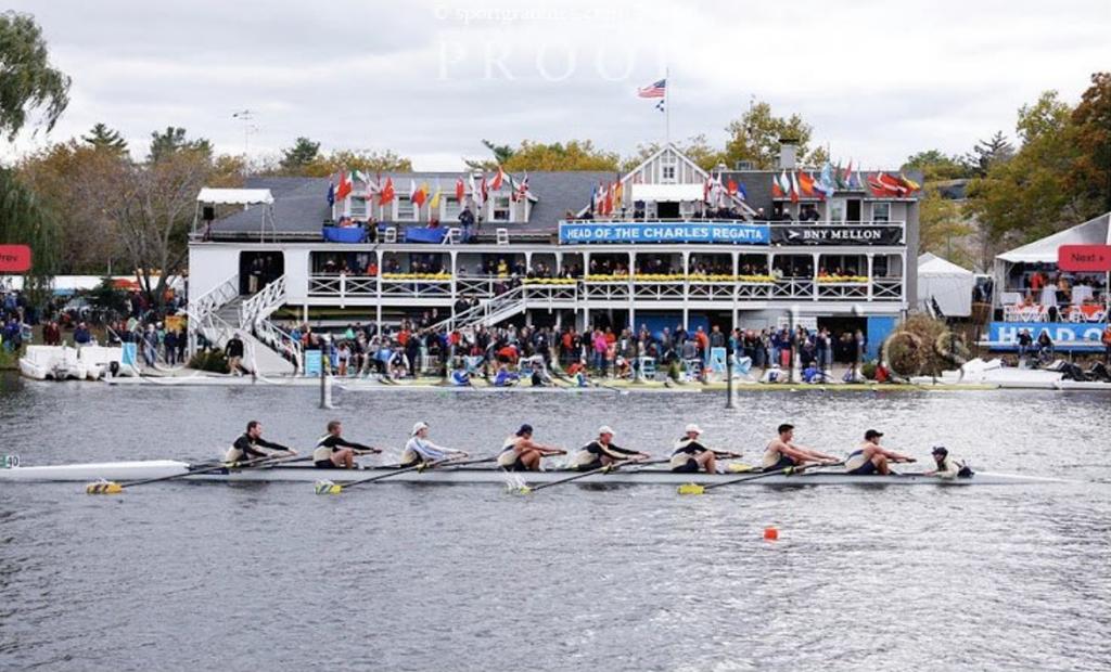 Pitt's crew team |Courtesy of Pitt Rowing