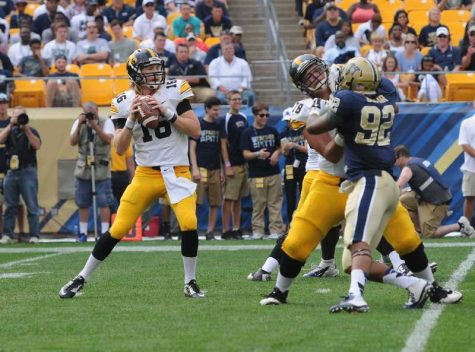 Pitt football hopes to continue extracting revenge in Iowa rematch