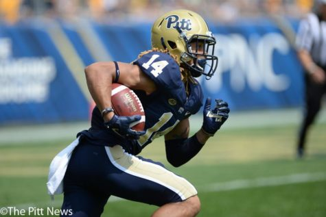 Pitt defeats Youngstown State 45-37 in first game of Narduzzi era