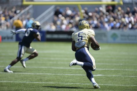 'Clavicle busters': Pitt running back depth extends past Conner