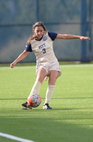 Off to 6-1-1 start, Pitt women's soccer makes program history