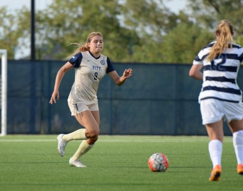 Pitt women's soccer falls in 1-0 shutout vs. Colorado College