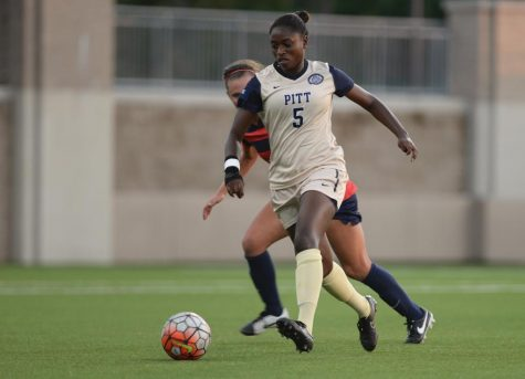 Pitt women's soccer draws in season opener at Michigan, 2-2