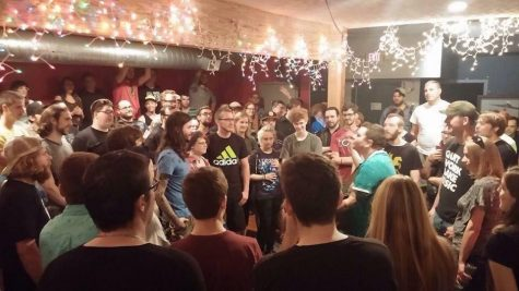 Supporting the scene: DIY music promoters showcase underground acts