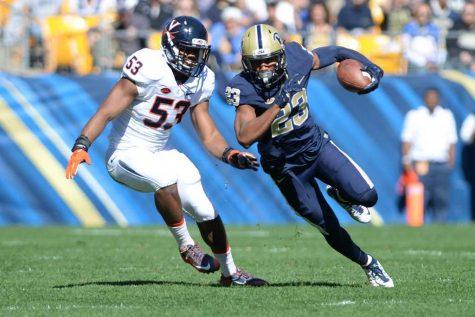 Homecoming:  Pitt vs. UVA  Football