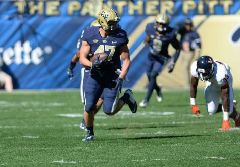 Defensive plays help Pitt hold on for 26-19 win over Virginia in homecoming game