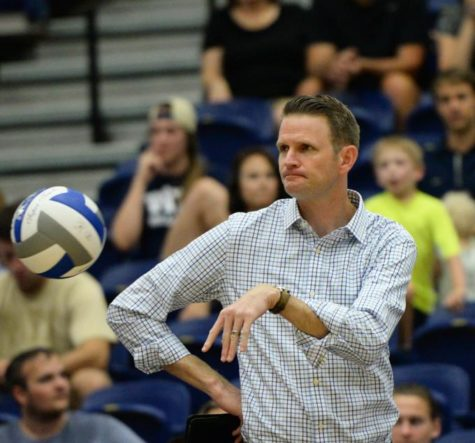 Fisher brings experience, leadership to Pitt volleyball