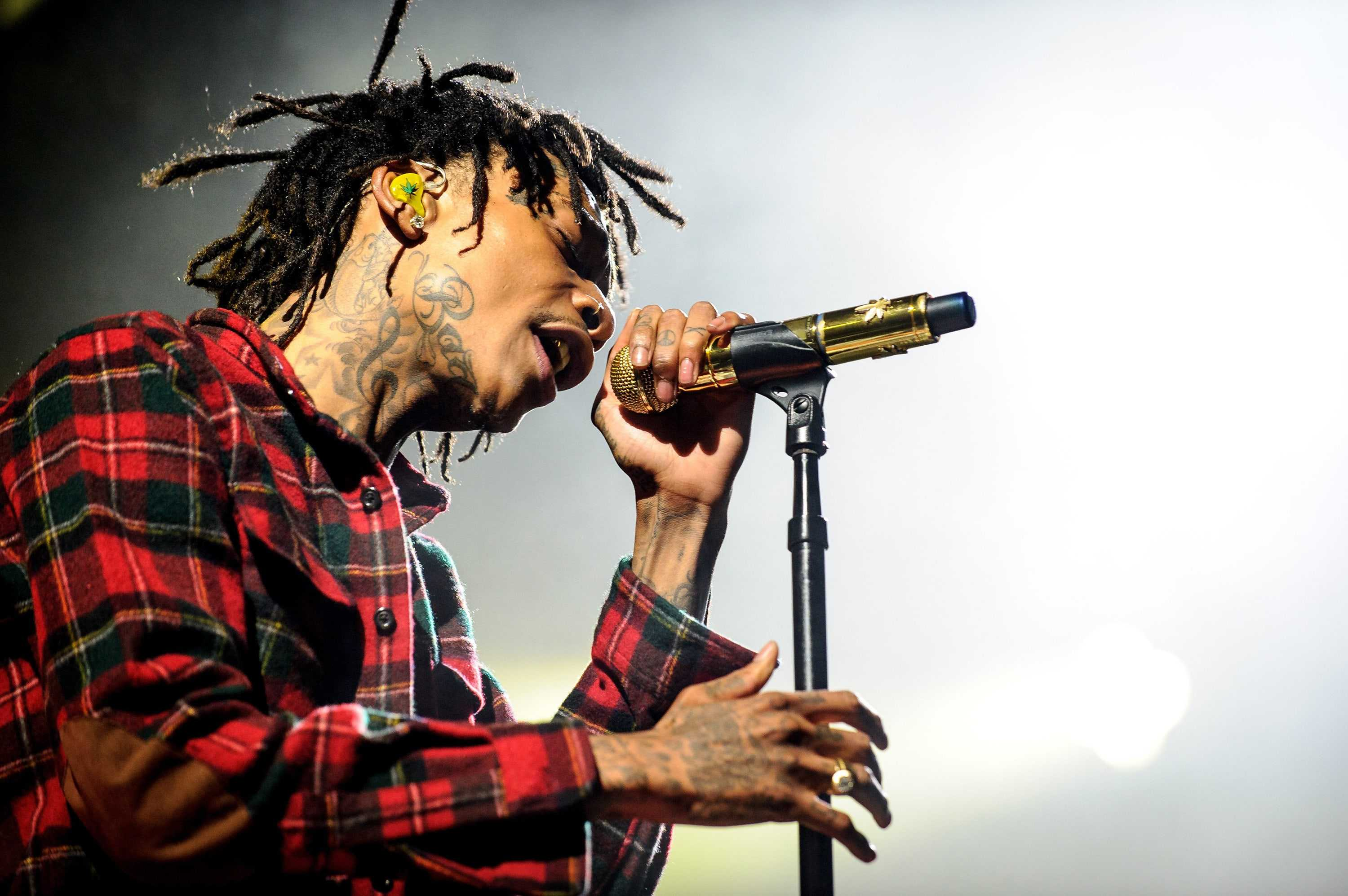 Wiz Khalifa will perform at the Petersen Events Center on Friday | TNS