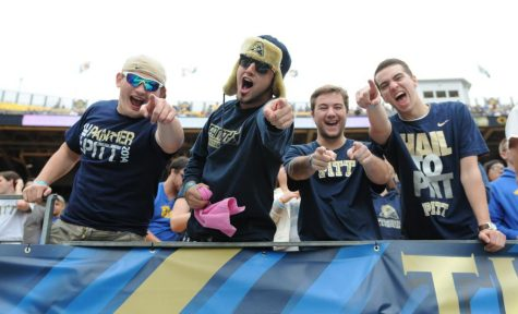 Fans fill Panther Pitt for Thursday night game at Heinz Field