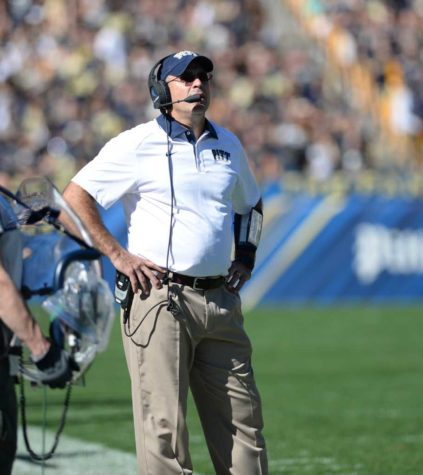 "Narduzzi candidate for prestigious Paul ""Bear"" Bryant Award"