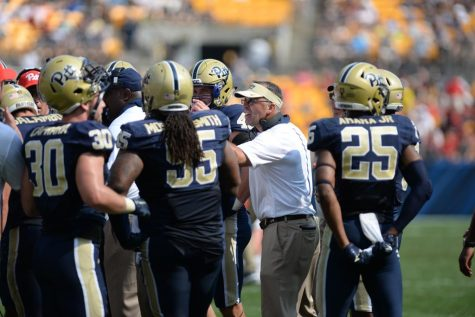 AP ranking a sign of things to come for Pitt football