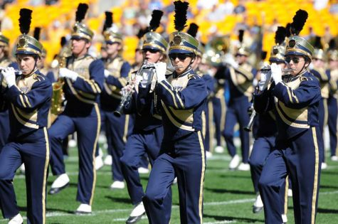 Pitt Band brings new flair to old tradition