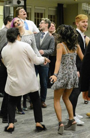 Students dance, raise awareness at LGBT prom