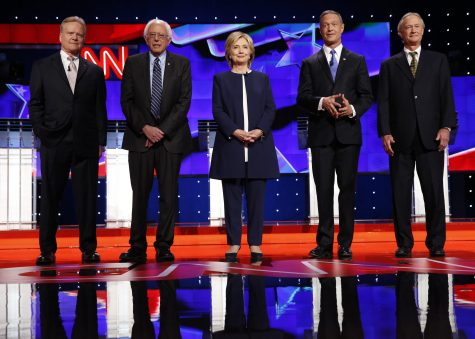 Editorial: Pulling their weight: Democratic candidates will keep Clinton honest