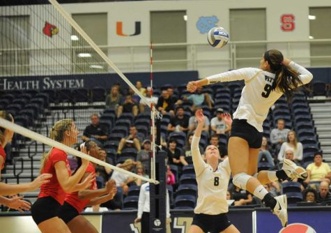 Road woes continue for Pitt volleyball in weekend losses