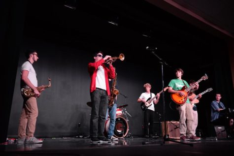 Battle of the Bands gives student bands the opportunity to perform on the big stage. Christine Lim | Staff Photographer