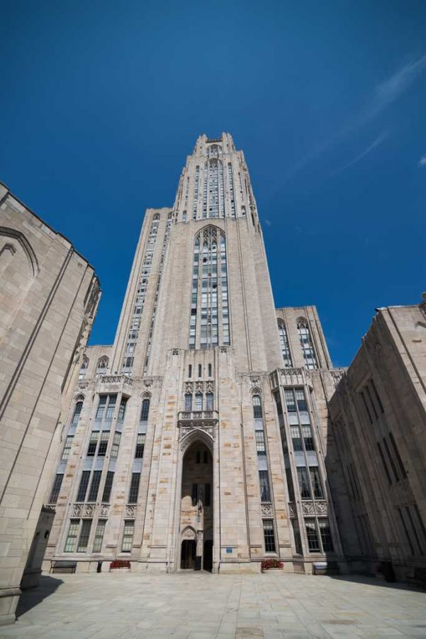 Pitt News file photo.