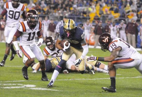 Pitt football prepares for Virginia Tech, ACC play