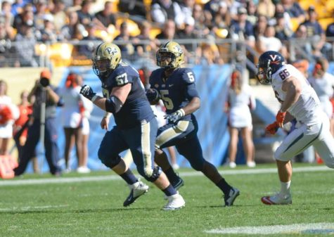 Jarrett, No. 25 Pitt ready for road game at Syracuse