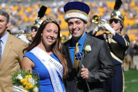 Pitt royalty announced at Saturday's football game
