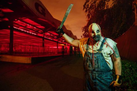 "A spirited affair: ""Fright Night"" draws mix of actors, Halloween enthusiasts"