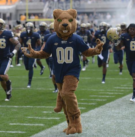 Roc-Star: the life of a college mascot