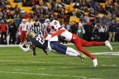 Pitt football notebook: Week 12