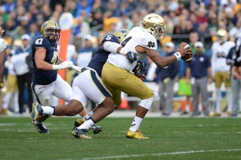 Gallery: Pitt Football vs. Notre Dame 11/7/15
