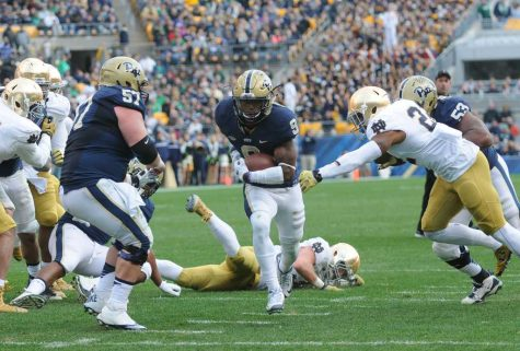 Pitt football notebook: Week ten