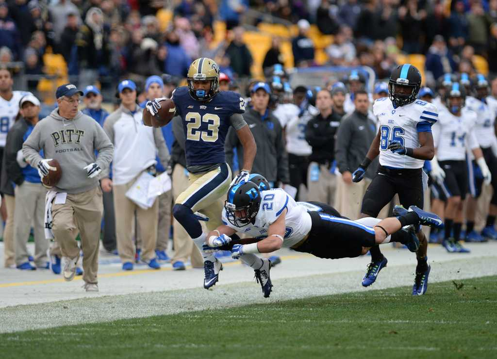 Tyler Boyd will be a tough matchup for Duke on Saturday. Theo Schwarz | Senior Staff Photographer