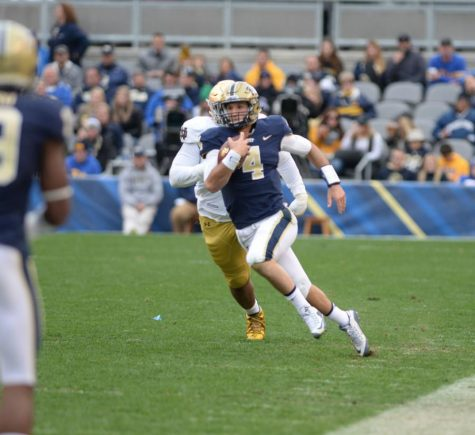 Pitt uses strong second half to top Duke on road, 31-13