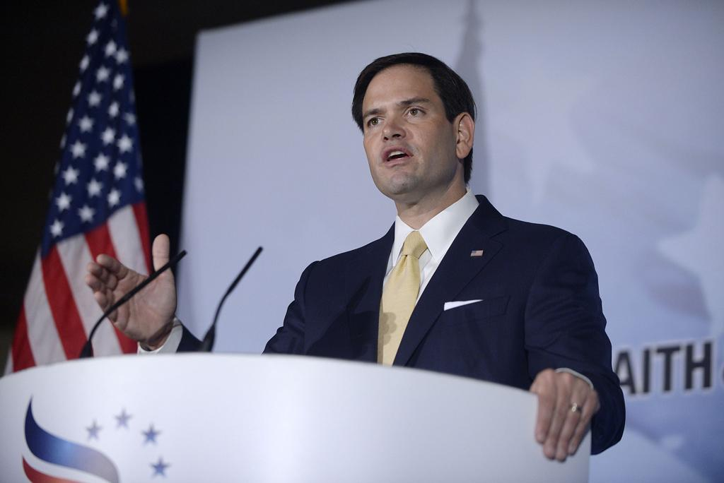 Marco Rubio (Olivier Douliery/Abaca Press/TNS)