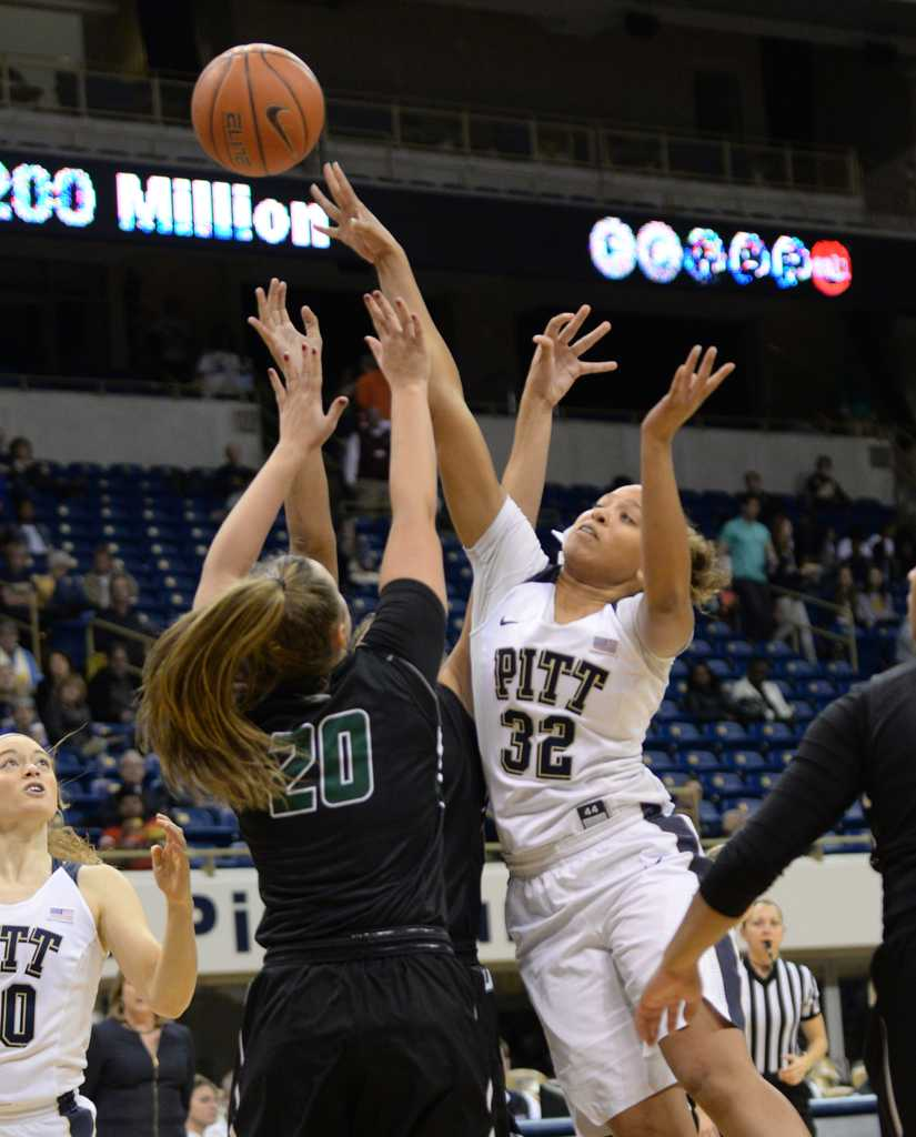 Freshman Kalista Walters scored a game-high 26 points Jeff Ahearn | Assistant Visual Editor
