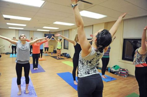 Risking change: When competition or controversy strikes, yoga studios change their names