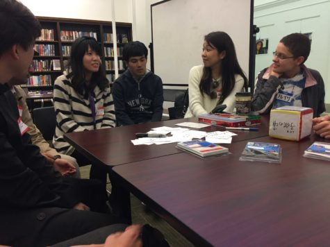 Language aloud in library: Carnegie Library offers free language lessons