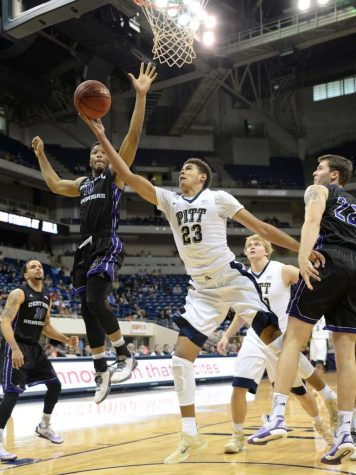 Pitt Men's Basketball vs. Central Arkansas