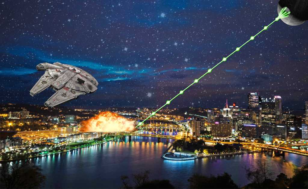 Pittsburgh has the potential to be the filming location for the next Star Wars movie.  Jeff Ahearn & Nikki Moriello | Assistant Visual & Visual Editors