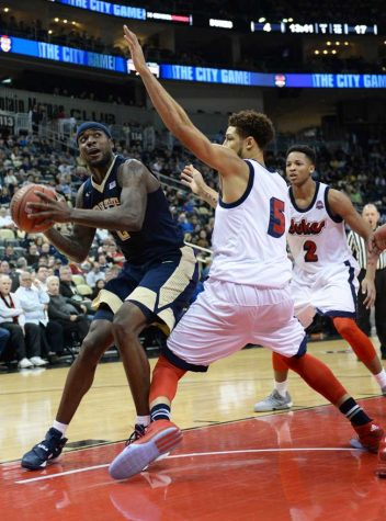 Pitt cruises in City Game rout of Duquesne